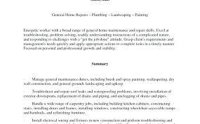 Resume Employment Objective Lezincdc Com