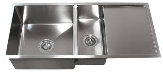undermount kitchen sink stainless steel:  image