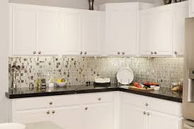Mosaic Tiles In Kitchen Glass Backsplash Ideas For Granite Countertops