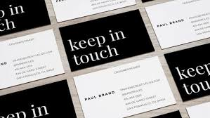 A Crafters Guide To Handing Out Business Cards