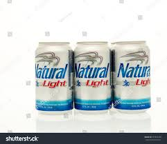 Pack Of Natty Light Winneconne Wi 15 March 2016 Six Stock Photo Edit Now 391872226