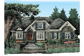 Eplans Cottage House Plan   Fairytale Charm   Square Feet and    Front