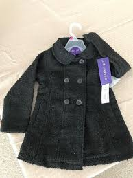 toddler girls size 4 madden girl pea coat nice