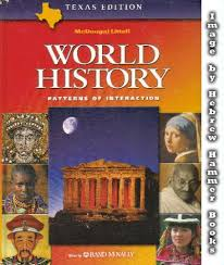 World History Patterns Of Interaction Pdf Impressive Books On World History