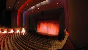 Concert Hall Seating Blaisdell Center