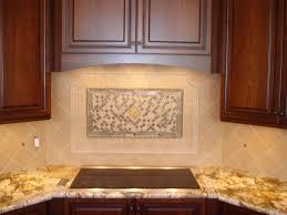 penny tile backsplash in kitchen