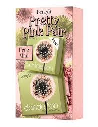 <b>benefit Pretty Pink</b> Pair Dandelion BoostSet - C