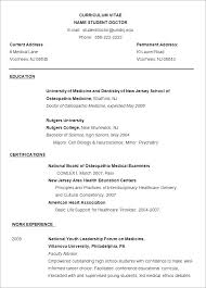 Word Resume Template Download Free Cv Templates Microsoft 2007 How