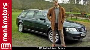 1999 Audi A6 Avant Review - YouTube