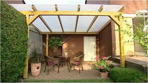 Terrassenüberdachung Designe Idee : Freistehende
