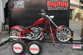 launched big dog k9 red chopper 111 the motorcycle that costs rs