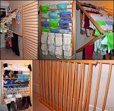 handy diy wall mounted clothes drying