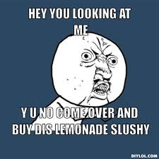 Y U No Meme Generator - DIY LOL via Relatably.com