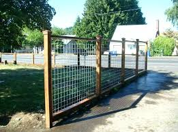 Welded Wire Fence Home Depot Hog Wire Fence Panels Welded Wire Fence
