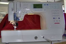 Janome Memory Craft 6600 Review Sewing Insight