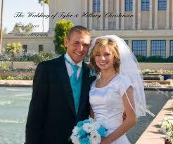 The Wedding of Tyler & Hillary Christensen by Foulger Photography   Blurb  Books UK