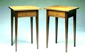 shaker style end table plans shaker style coffee table mission style coffee and end tables shaker