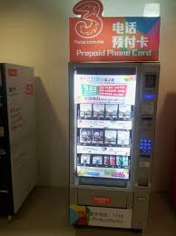 Sim Card Vending Machine Enchanting Outer Harbour Ferry Terminal Sim Card Dispenser Machines Picture