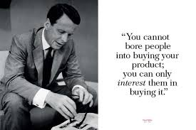 David Ogilvy Quotes David Ogilvy's 100 most valuable lessons on advertising 12