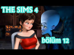 The Sims 4 Ünlüler #Bölüm 12 ''Mega Mind & Roxanne Ritchie'' - YouTube