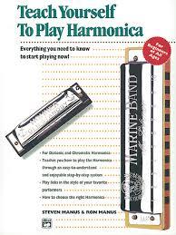 Alfreds Teach Yourself To Play Harmonica