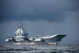 ins china chinas first aircraft carrier liaoning in hong kong heres how it