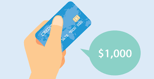 While credit history may be used to determine eligibility for a secured card, the line of credit it offers requires a security deposit. 1 000 Credit Limit Credit Cards For Bad Credit 2021 Badcredit Org