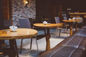 restaurant dining room design. Table Cafe Coffee Shop Wood Chair Interior Restaurant Bar Meal Furniture Room Design Dining
