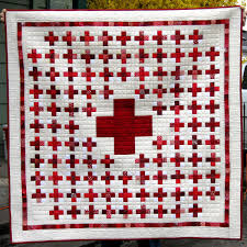 Red Cross Quilt | RunandsewQuilts's Weblog & and ... Adamdwight.com