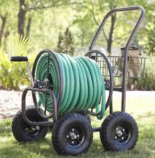 garden hose reel cart costco