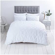 33 fresh ideas white pintuck duvet cover sainsbury s home bedlinen target queen set
