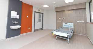 Isolation Ward Design New Infectious Diseases Ward Opens For Patients At Castle
