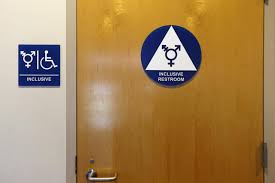 school bathroom laws. A Gender-neutral Bathroom Is Seen At The University Of California, Irvine On September 30, 2014. Lucy Nicholson/Reuters School Laws