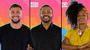 Enquete BBB21: Arthur, Lumena ou Projota, quem deve sair no paredão? | BBB