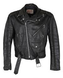 vintage 70 s excelled leather biker jacket m black 95 rokit vintage clothing