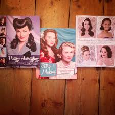 these books are perfect for the novice vine hairstylist and makeup lover as they include step by step techniques to how to create each style