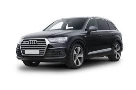 New Audi Q7 Diesel Estate 3.0 TDI (218 PS) quattro S Line 5-door ...