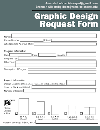Graphic Design Project Request Form 13 Graphic Design Work Order Template Images Work Order