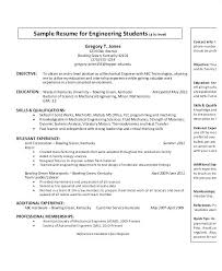 Mechanical Design Engineer Resume Sample Entry Level Mechanical