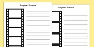 Film Template For Photos Ks2 Writing Films And Videos Primary Resources Ks2 Page 1