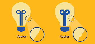 What Is The Difference Between Vector And Raster Graphics