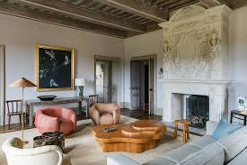 Chateau Interiors And Design Pierre Yovanovitch On The True Essence Of Home Surface