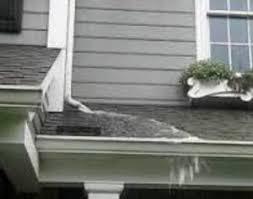 Image result for loose gutter