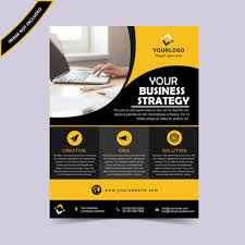 Corporate Business Flyer Template Free Download Wisxi Com