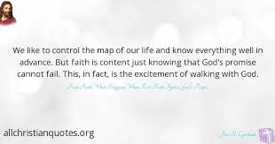 Christian Quotes About Faith Amazing Jim R Cymbala Quote About Walk Life Map Fail All