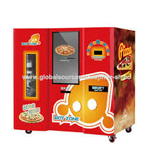 Hot Food Vending Machines For Sale Inspiration Pizza Vending Machine Global Sources