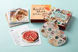 Where To Buy Recipe Cards In Stores New Dvd And Recipe Card Set Available In Japan Rachel Khoo