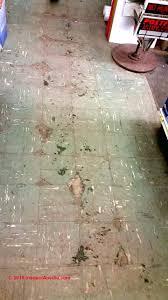 removing vinyl floor tiles how