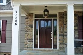 wood front door with windows wood front door glass panel