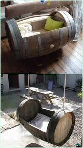 diy baby furniture. DIY Wine Barrel Crib - Baby Projects [Free Plans] Diy Furniture U